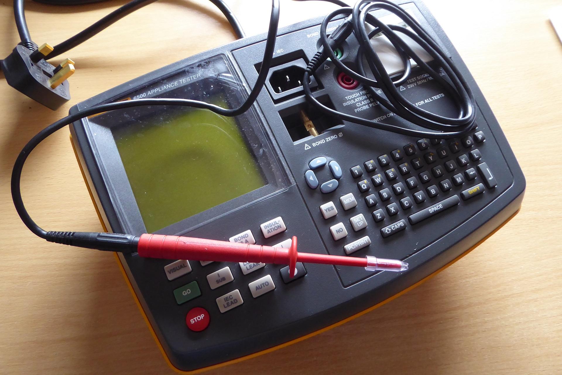 S B Electrical Pat Testing