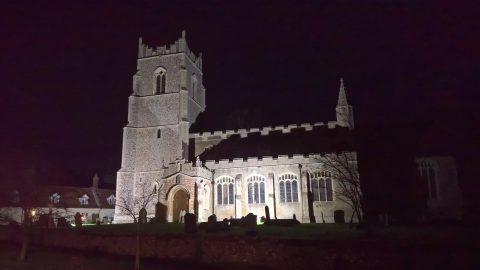 Little Waldingfield Church Suffolk S B Electrical