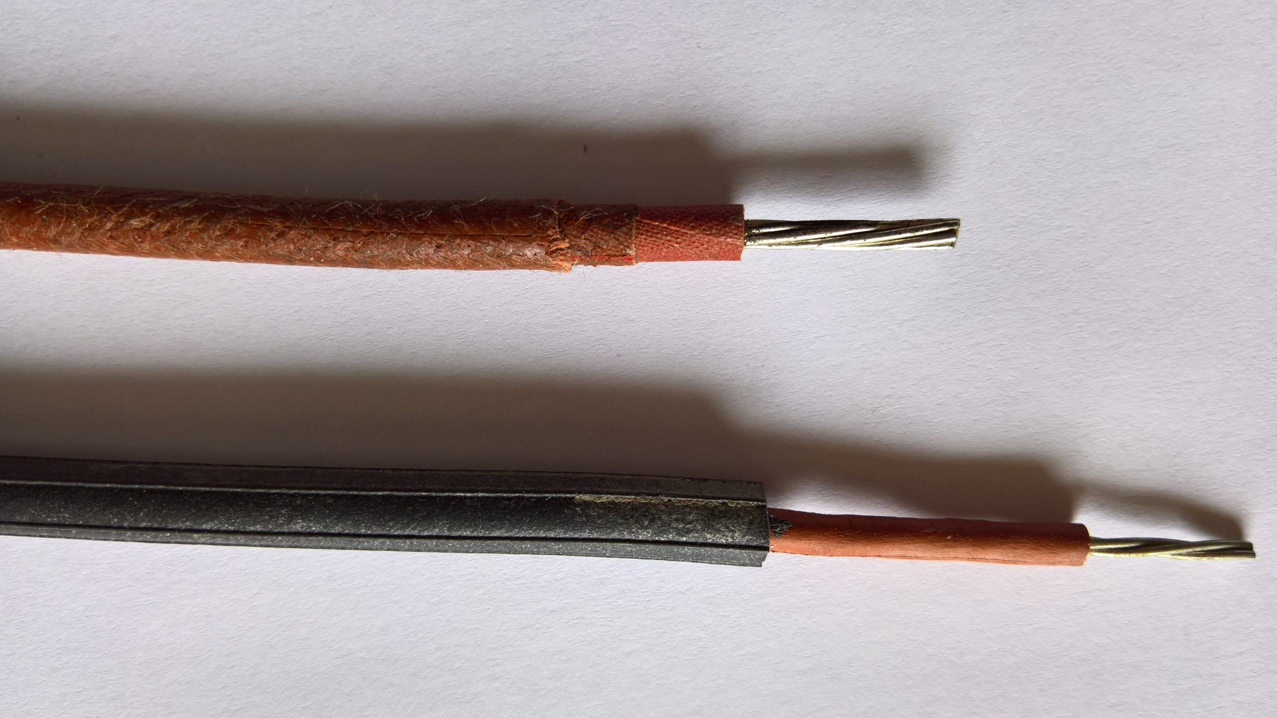 S B Electrical Rubber Cable